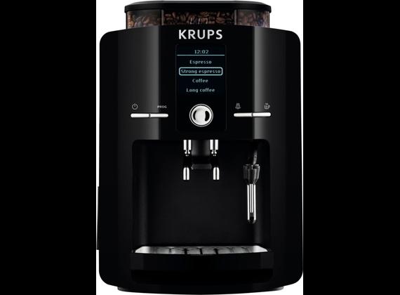 Krups piano fully automatic espresso machine Black EA8250PE