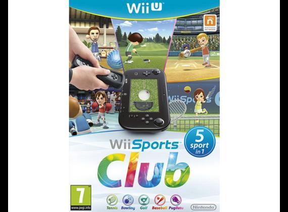 Nintendo Wii U - Sports Club