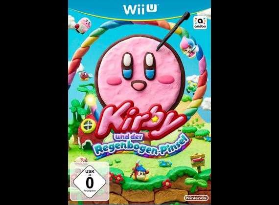 Nintendo Wii U - Kirby und der Regenbogen-Pinsel