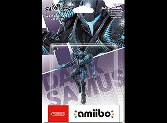 Nintendo amiibo - dark Samus