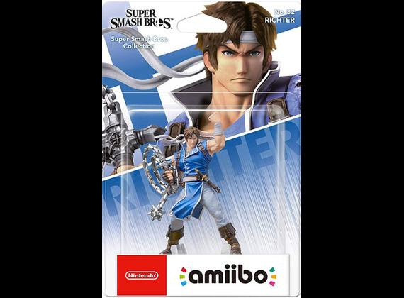 Nintendo amiibo - Richter
