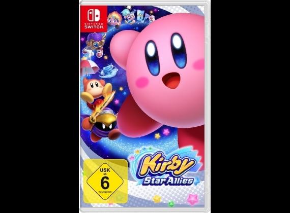 Nintendo Switch - Kirby Star Allies