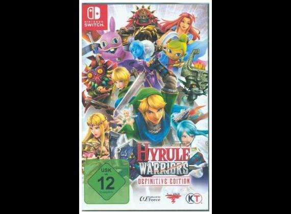 Nintendo Switch - Hyrule Warriors - Definitive Edition