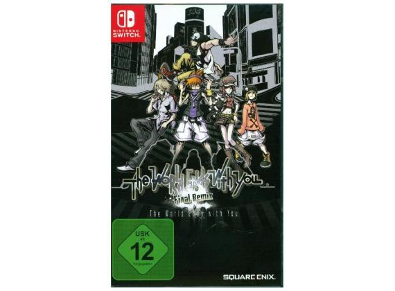 Nintendo Switch - The World Ends With You -Final Remix
