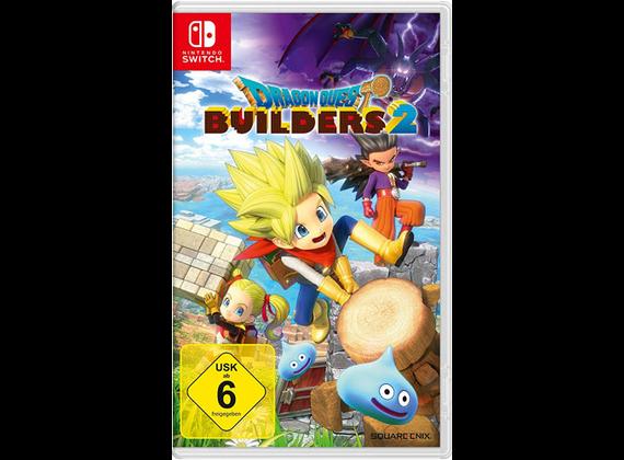 Nintendo Switch - Dragon Quest Builders 2