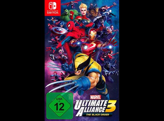 Nintendo Switch - Marvel Ultimate Alliance 3 :The Black Order