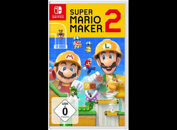 Nintendo Switch - Super Mario Maker 2 - Standard Edition