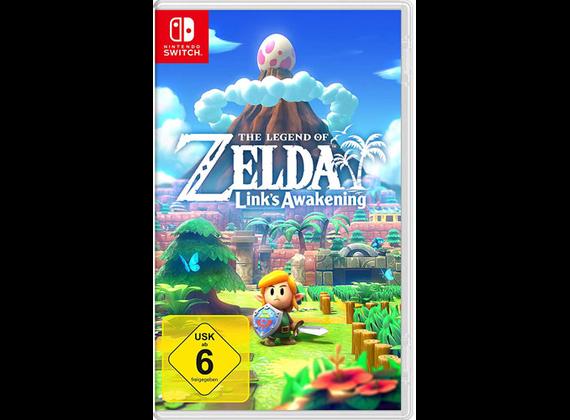 Nintendo Switch - The Legend of Zelda: Link\'s Awakening