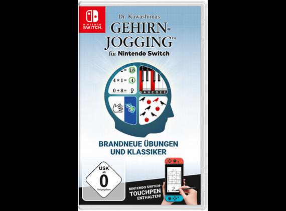 Nintendo Switch - Dr. Kawashimas Gehirn-Jogging