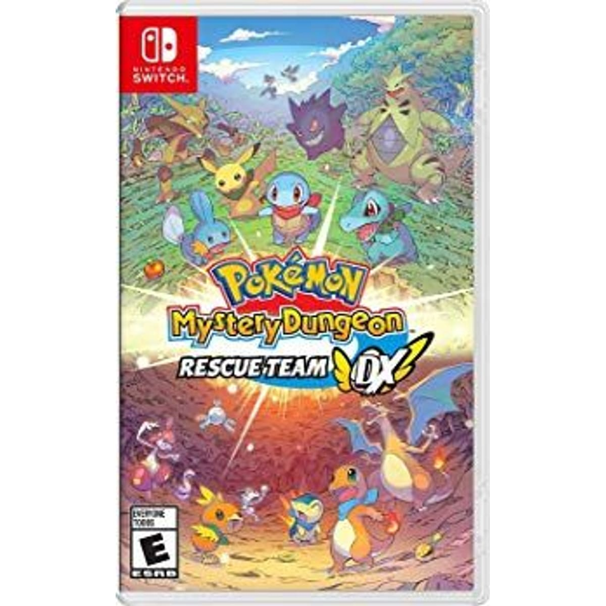Nintendo Switch - Pokémon Mystery Dungeon: Retterteam DX