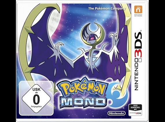 Nintendo 3DS - Pokémon Mond