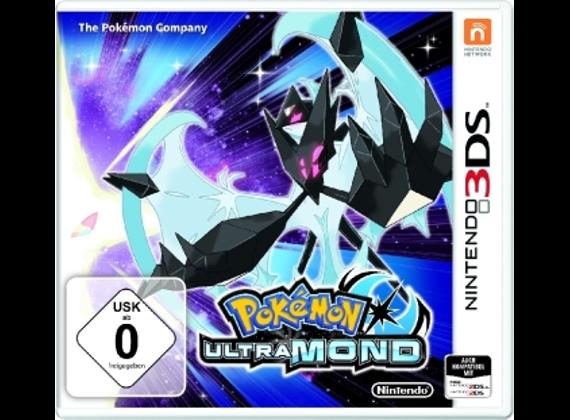 Nintendo 3DS - Pokémon Ultramond