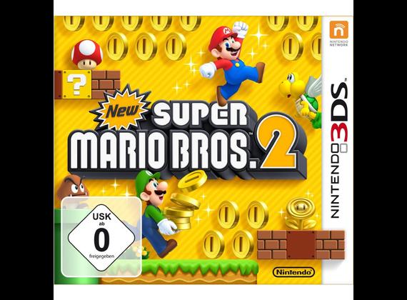 Nintendo 3DS - New Super Mario Bros. 2