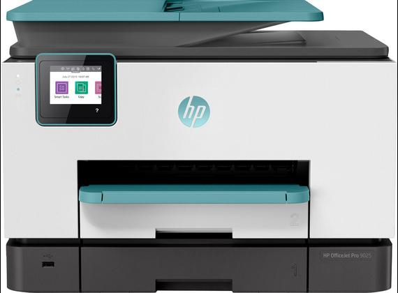 HP OfficeJet Pro 9025 - Printer