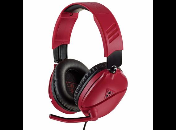 Turtle Beach Recon 70N (red) - gaming headphones