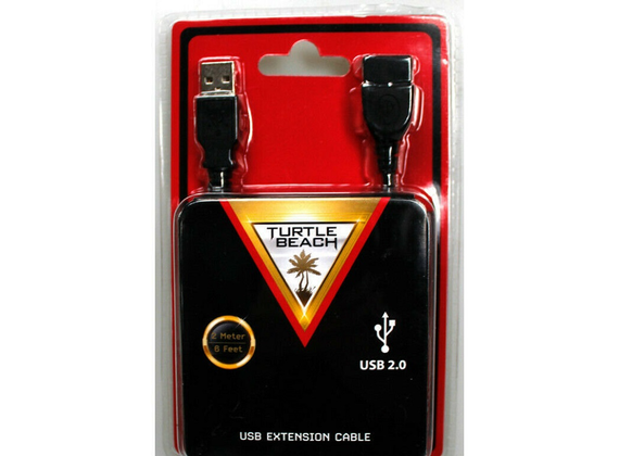 Turtle Beach 2 Meter USB Extension Cable 2 Meters