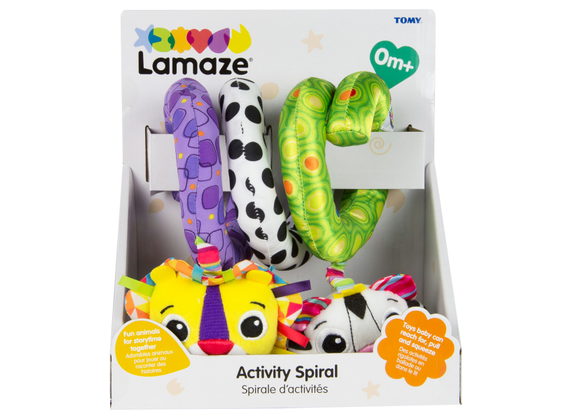 Lamaze Activity Spiral