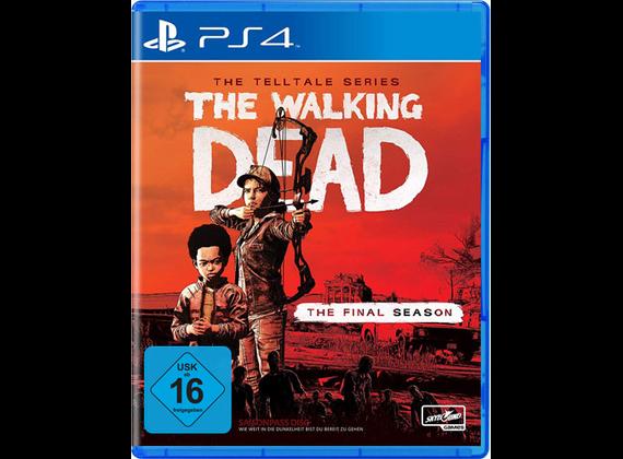 Playstation 4 - Telltale´s The Walking Dead: The Final Season
