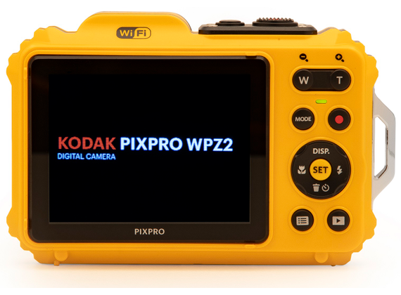 KODAK Waterproof - 16 MP CMOS sensor - 4x Opt Zoom.