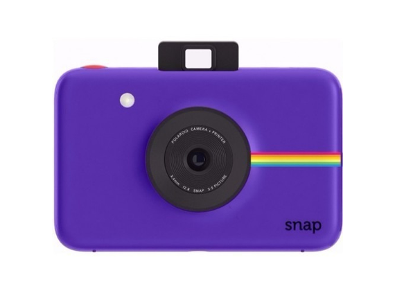 Polaroid instant camera Snap - Purple