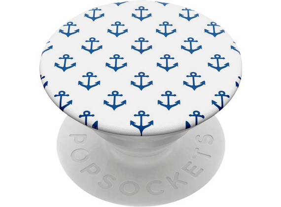 PopSockets Anchors Away White - Anchor