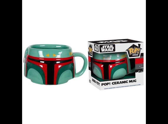 Pop Home Cup Star Wars Boba Fat