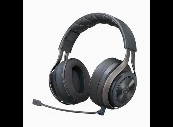 LucidSound LS41 7.1 Surround Sound Wireless Gaming Headset, Gray