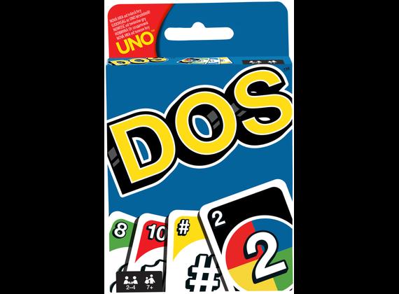 Dos uno card game