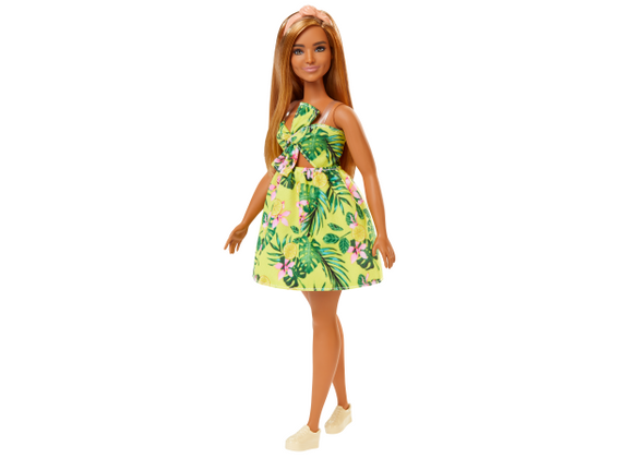Mattel Barbie doll in Hawaii dress