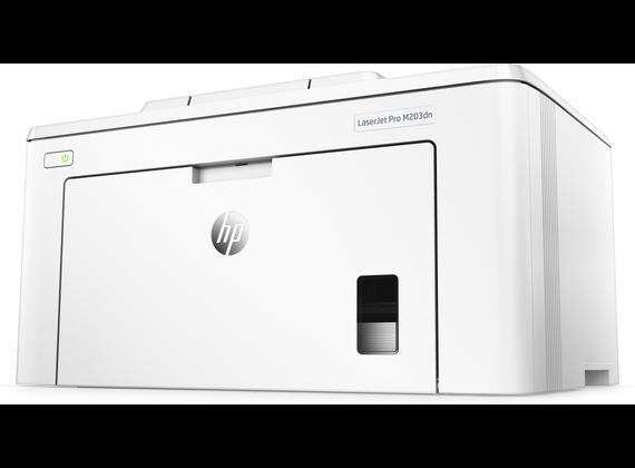 HP LaserJet Pro M203dn - Printer