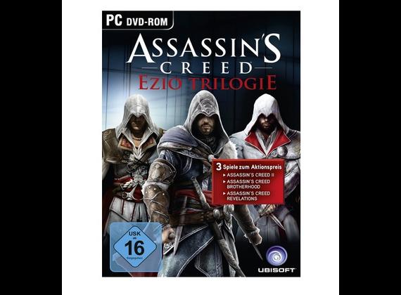 PC - Assassins Creed Ezio Trilogy