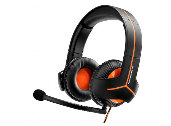 Thrustmaster Y350CPX 7.1 Over-Ear Headset, black / orange