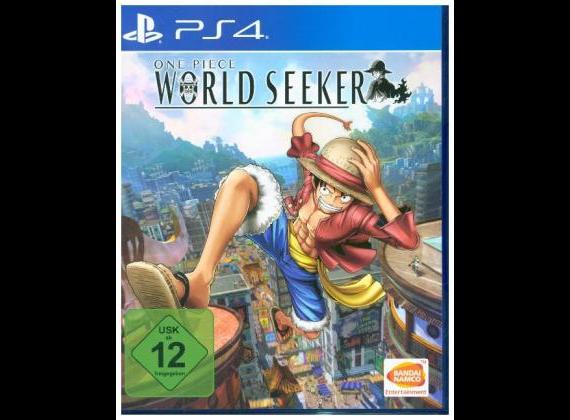 PlayStation 4 - One Piece World Seeker