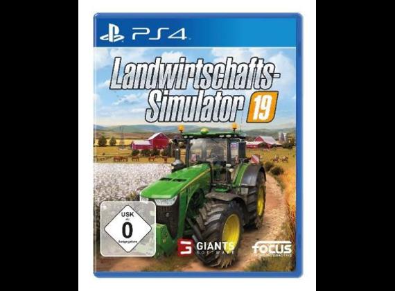 Playstation 4 - Landwirtschafts-Simulator 19