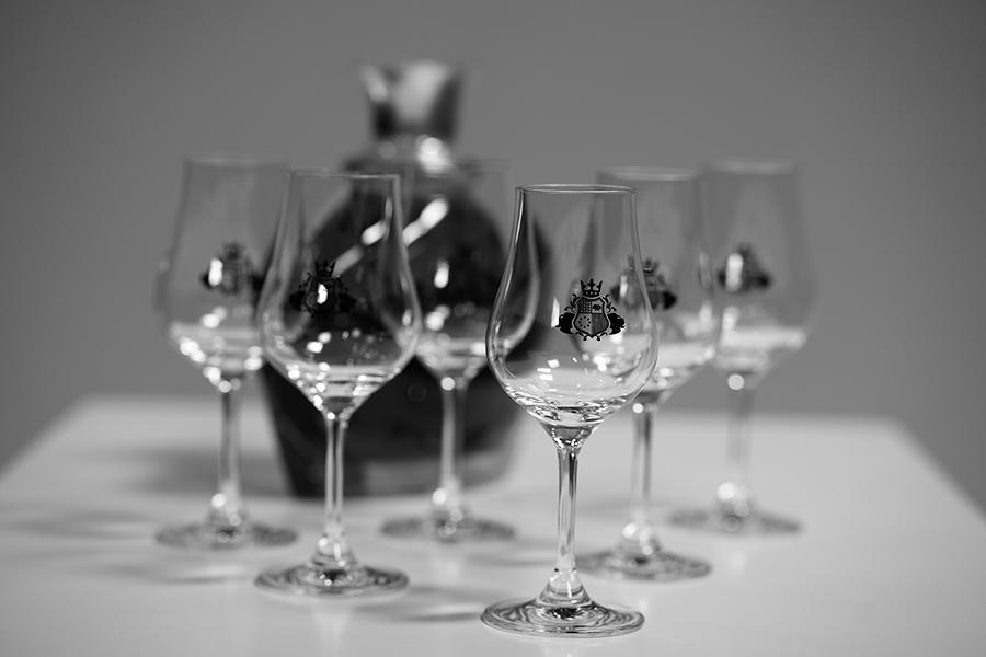 EliteClub Cognac glasses (6 Set)
