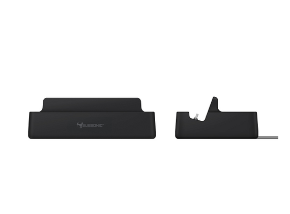 Subsonic Play & Charge Stand - Charging and Game Stand for Nintendo Switch