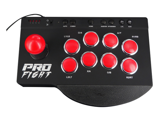 Subsonic Pro Fight Aracade Stick