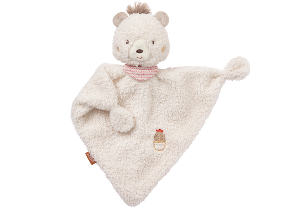 Fehn 058086 Peru - cuddle cloth Bear Luis