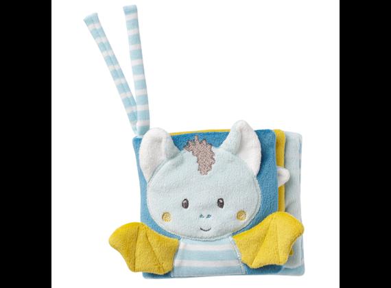 Fehn 065152 Little Castle - Fabric Book Bat