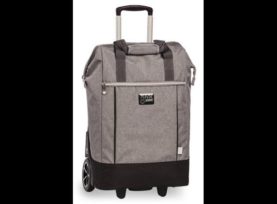 Punta shopping trolley / car - light grey