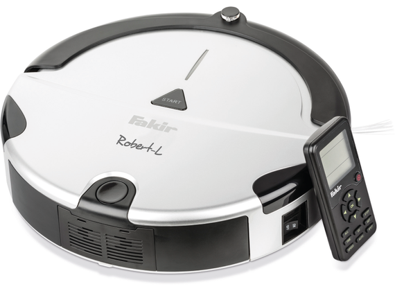 Fakir Robert L RS 701 -  Robotic Vacuum Cleaner