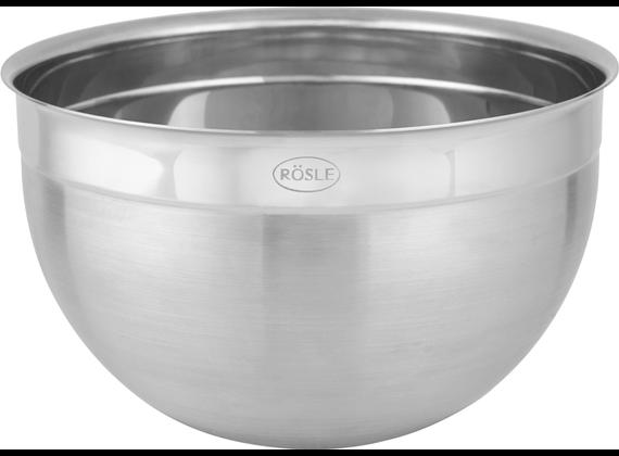 Rosle bowl stainless steel