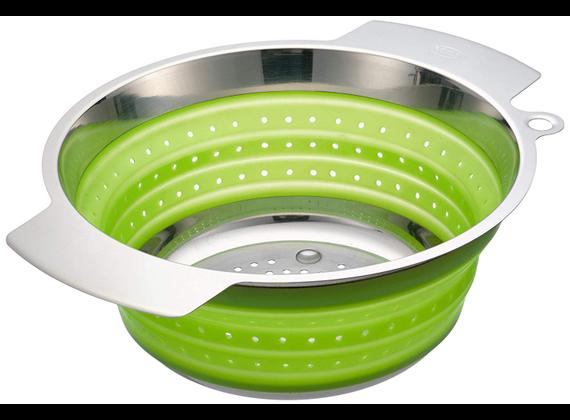 Rösle - Seher foldable Inox / green