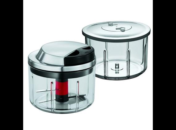 Rösle Set MultiSlicer and bowl with lid