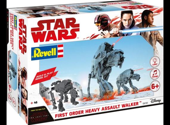 Star Wars First Order Heavy Assault Walker Figure
