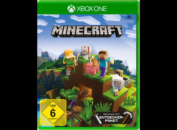 XBOX ONE - Minecraft STD + Explorers Pack