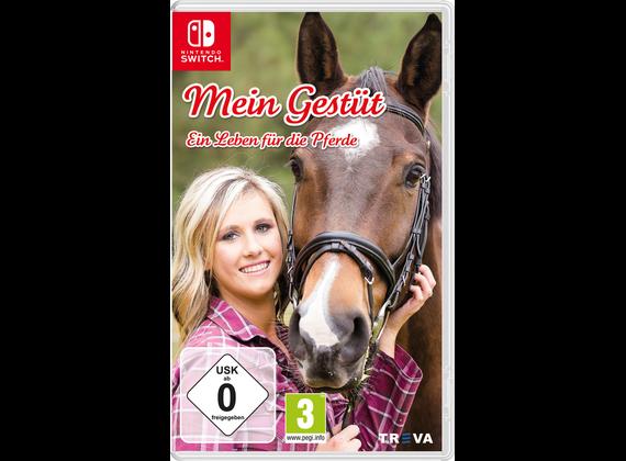 Nintendo Switch - Mein Gestüt - Ein Leben für die Pferde