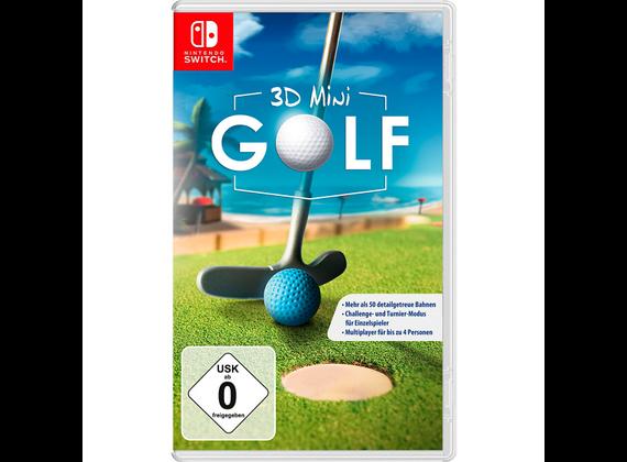 Nintendo Switch - 3D Mini Golf