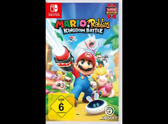 Nintendo Switch - Mario + Rabbids Kingdom Battle