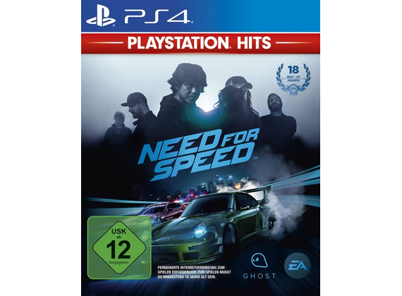 Playstation 4 - Need for Speed [Playstation Hits]